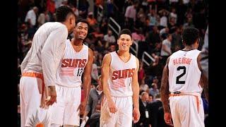 Phoenix Suns' Top 20 Plays of the 2016-2017 NBA Season
