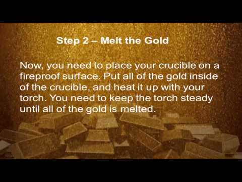 How To Make More Money (Part 3) - Refining Gold
