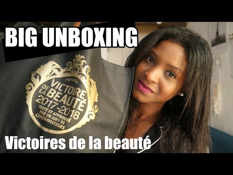 BIG UNBOXING petits prix – Les Victoires de la beauté