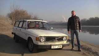 рассказ Volvo 145