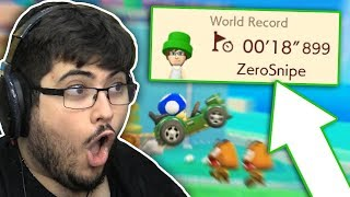 MY WORLD RECORDS KEEP GETTING STREAM SNIPED