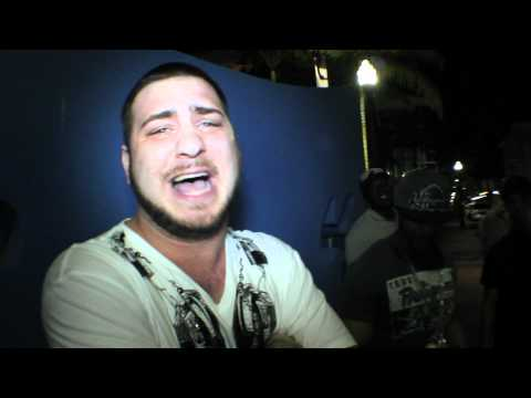 Killa Chris in South Beach with Waleed Coyote Slip N Slide DJs Othaz Records [User Submitted]