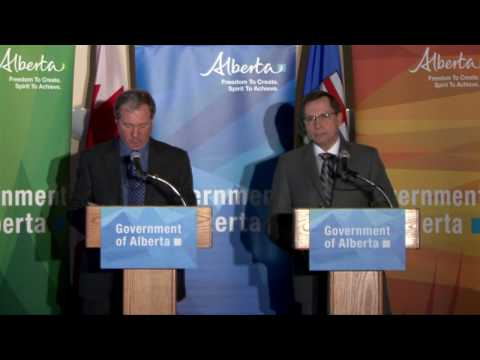 Government of Alberta's competitiveness review announcement