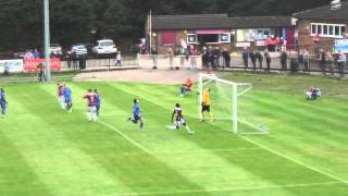 Hastings Utd 0 Vs 1 Carshalton Athletic 5/9/15