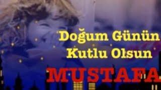 MUSTAFA İyi ki Doğdun :) 3.VERSİYON, KOMİK DOĞUMGÜNÜ VİDEOSU Made in Turkey :) 🎂