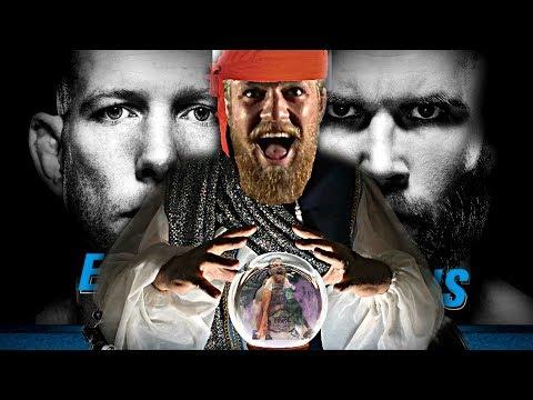 UFC on FOX 28 Predictions