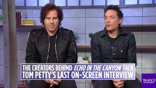 Jakob Dylan on Tom Petty's final on-camera interview