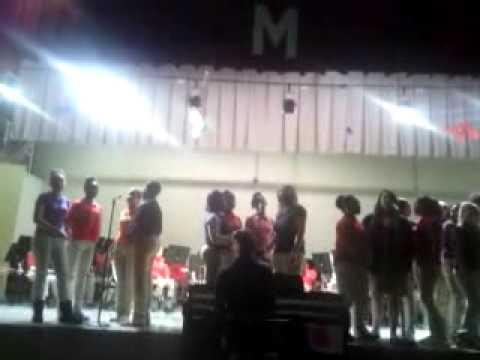 8th grade acapela choir mcgary middle school.