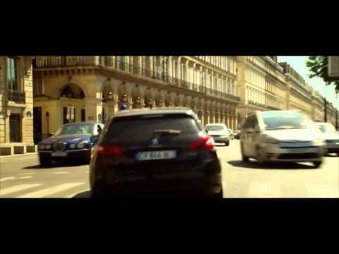 Peugeot 308 en la película Lucy