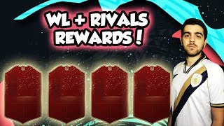 ΔΥΝΑΤΟ PROFIT ΣΤΑ ΠΡΩΤΑ WL REWARDS + RIVALS REWARDS!! #TEAM ARIS TO GLORY #04