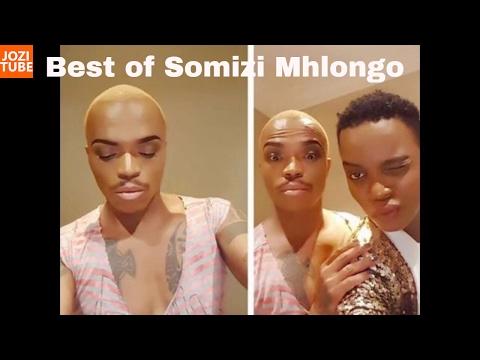 Best of Somizi Mhlongo| Somgaga collage