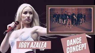 Iggy Azalea - Team Dance Concept by Young Stars Dance ☄️