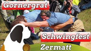 1. Gornergrat Schwingfest 13.09.2014  HD | 1. Gornergrat Swiss wrestling Event HD