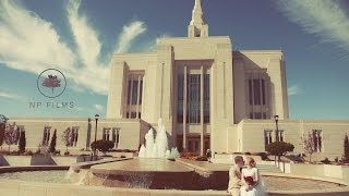 Utah Wedding Video Ogden Temple || Brad and Taneal