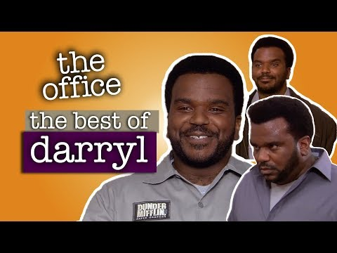 The Best Of Darryl  - The Office US