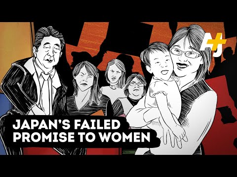 Japan's Govt Used Women To Save Its Economy - By Exploiting Them | AJ+