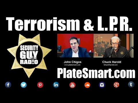 [211] Terrorism and License Plate Recognition with PlateSmart.com