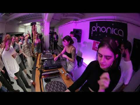 Peach B2B Jay Live at Phonica Records