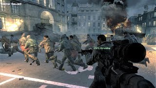 The Resistance - Prague - Eye of the Storm - Call of Duty: Modern Warfare 3