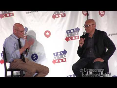 White-ridiculer, Larry Wilmore at PolitiCon