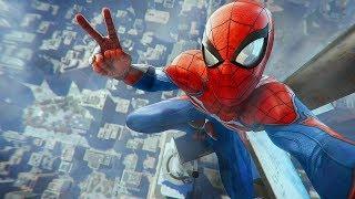 Spider Man PS4 Freeroam! (Marvel's Spider-Man PS4 Gameplay)