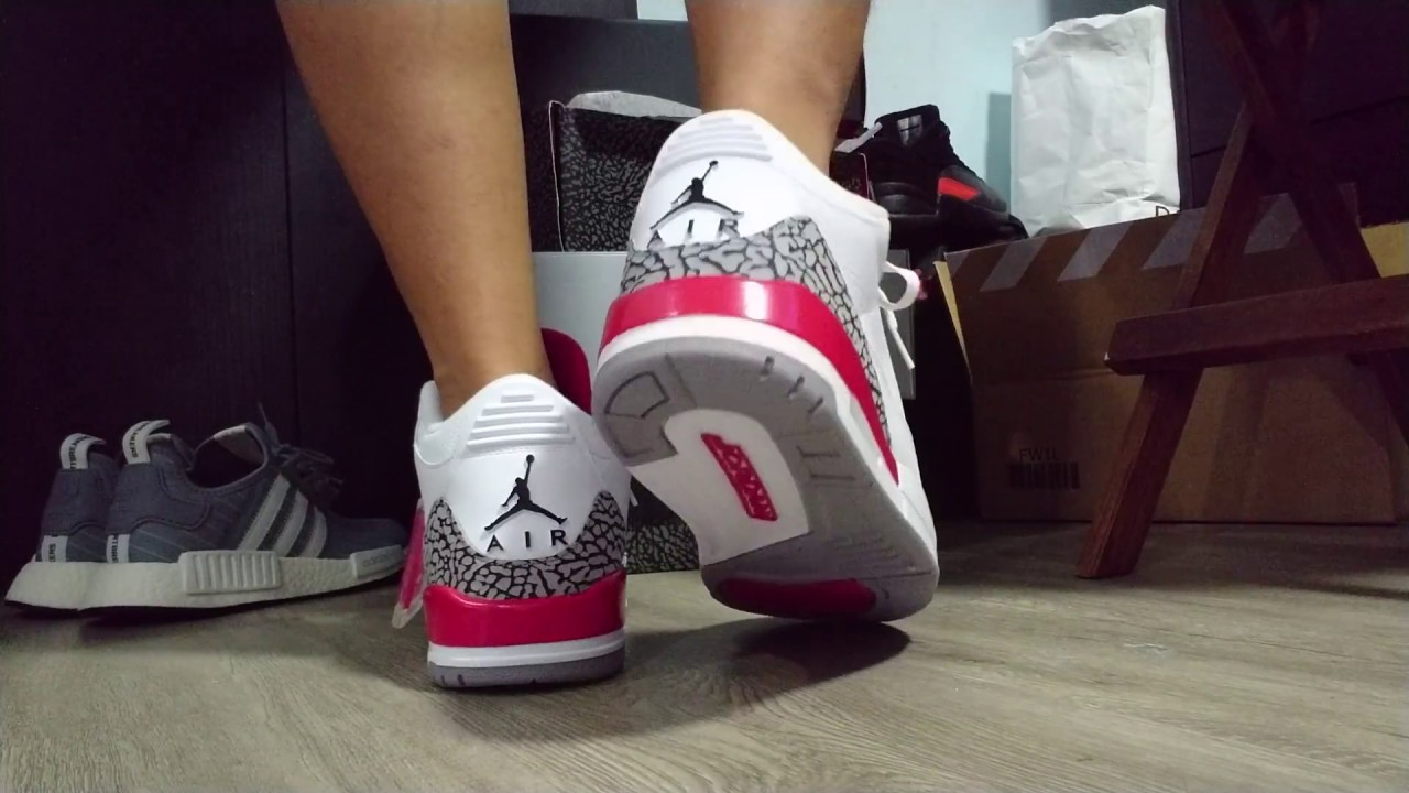 b0b7487c8522 Air Jordan 3 Hall Of Fame 2018 aka Katrina Unboxing and On Feet ...
