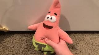 Patrick tells Spongebob about The Ugly Barnacle (Plush Version)