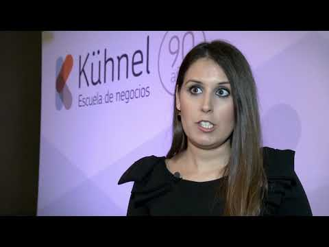 Kühnel - Alumna María Sisamón - Máster en Digital Business