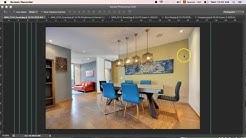How to straighten bent lines in Photoshop CS6 - Interior Photoraphy Tips