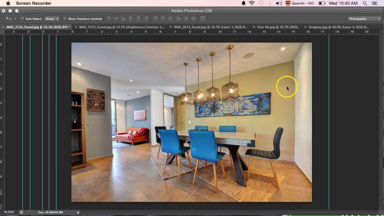 How To Straighten Bent Lines In Photoshop Cs6 Interior
