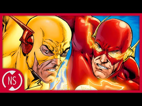MIND-BLOWING Time Travel Paradoxes & THE FLASH! || Comic Misconceptions || NerdSync
