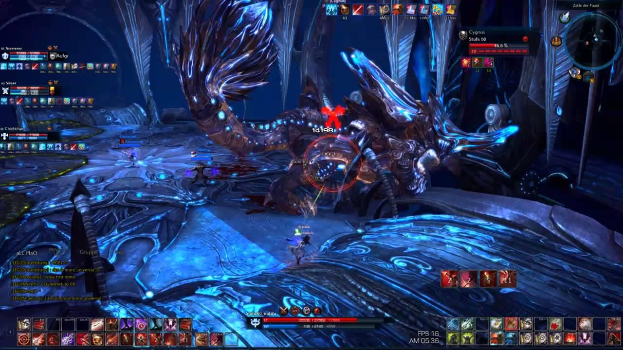 Tera Dungeon matchmaking