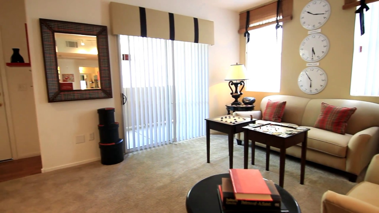 Firenze Apartments | 1 Bedroom Tesoro Model Tour