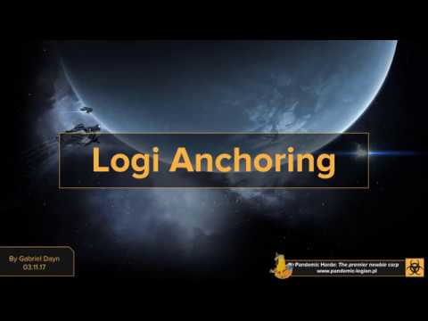 Horde Flightschool:  Logi Anchoring