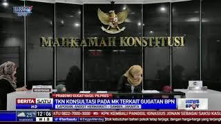 TKN Konsultasikan Gugatan BPN ke MK