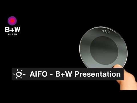 B+W Filters Presentation