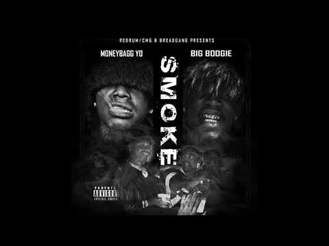 Big Boogie | Smoke | Ft Moneybagg yo (Official Audio) (Wikid Exclusive)