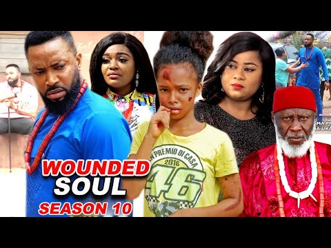 Download WOUNDED SOUL SEASON 10 (Trending New Movie )Fredrick Leonard 2021 Latest Nigerian Nollywood  Movie