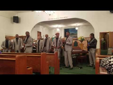 Hills Chapel Missionary Baptist Church Male Choir 10th Anniversary  (Faison) part II