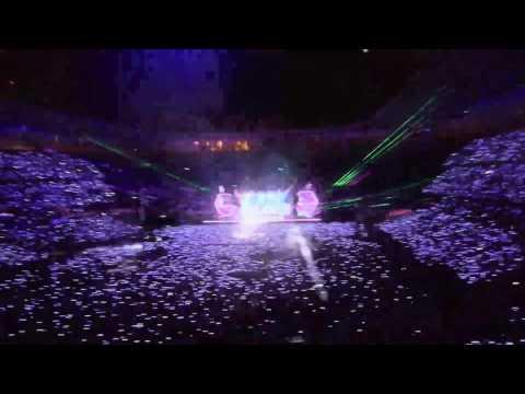 Concert COLDPLAY Stade de France 15 juillet 2017 A SKY FULL OF STARS