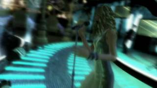 Taylor Swift Gameplay Band Hero