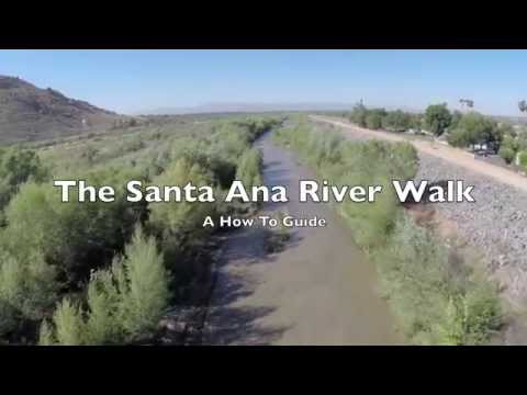 Santa Ana River Habitat Survey (Riverwalk) - A How To Guide