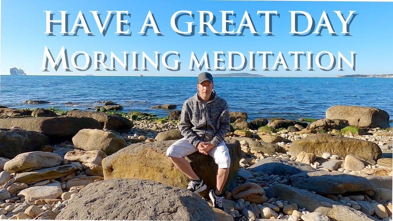 Morning Meditation for Positivity, Relaxation & Calmness
