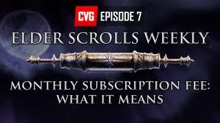 Elder Scrolls Weekly - featuring OLAF - Monthly Subscription: What it Means thumbnail