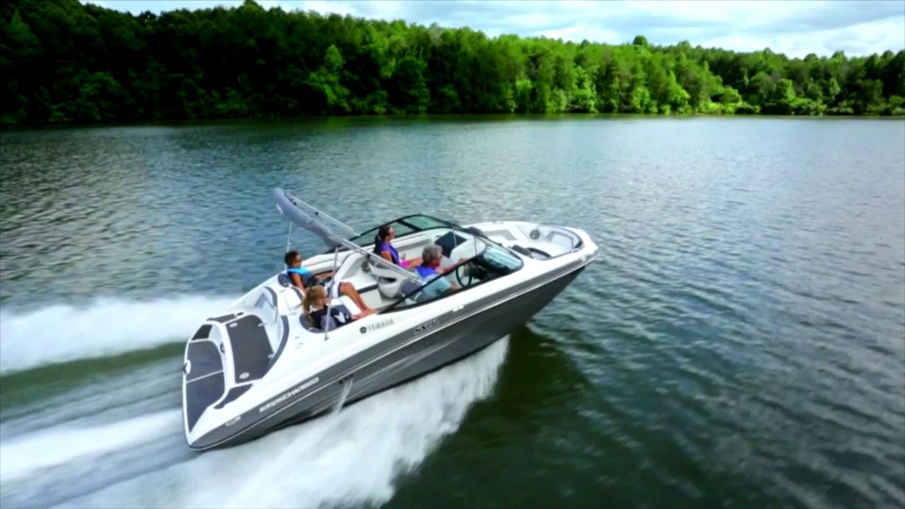 2015 yamaha 192 series boats funnycat tv for Yamaha outboards savannah ga
