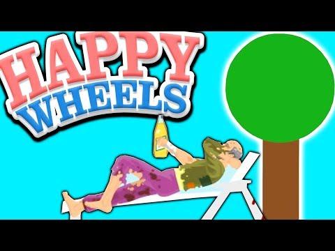 Тарзан Десантник! (Happy Wheels С Фростом!) №7. Видео из