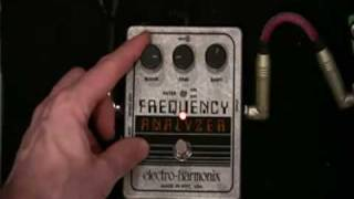 Electro-Harmonix - Frequency Analyzer - Demo by Dave Weiner - Ring Modulator
