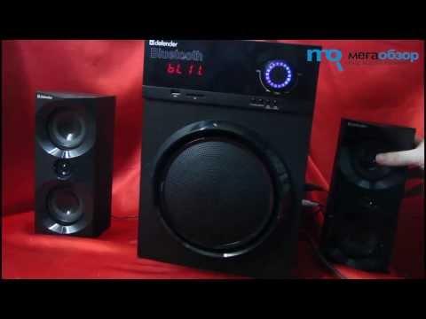 Активная акустическая 2.1 система Defender Avante X50 BT