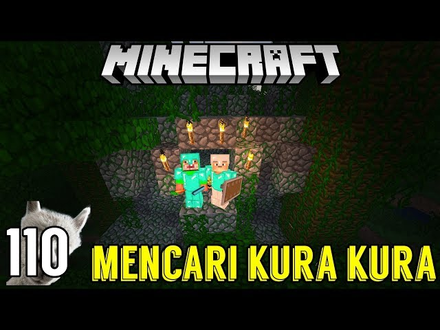 BERKELILING DUNIA DI MINECRAFT - SURVIVAL SERIES # 110