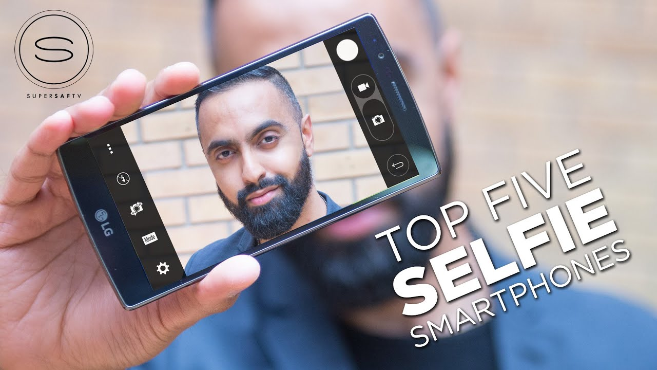 What is the best phone for Selfie
